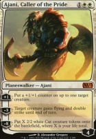 2013 Core Set: Ajani, Caller of the Pride