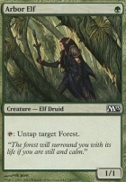 2013 Core Set: Arbor Elf