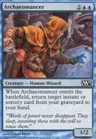 2013 Core Set: Archaeomancer