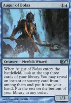 2013 Core Set Foil: Augur of Bolas