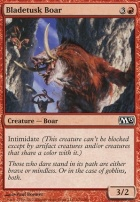 2013 Core Set: Bladetusk Boar