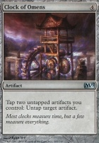 2013 Core Set: Clock of Omens