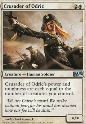 2013 Core Set: Crusader of Odric
