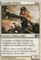 2013 Core Set: Crusader of Odric