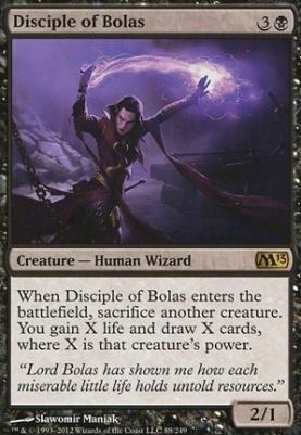 2013 Core Set: Disciple of Bolas