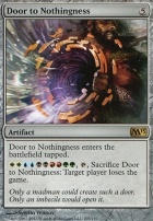 2013 Core Set: Door to Nothingness