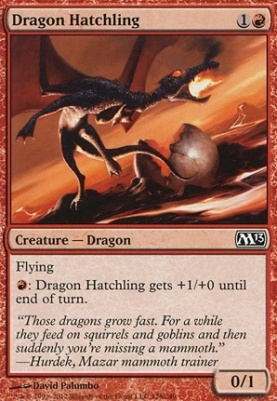 2013 Core Set: Dragon Hatchling