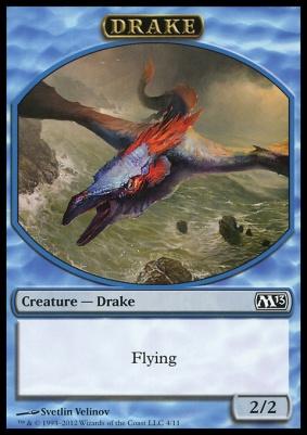 2013 Core Set: Drake Token