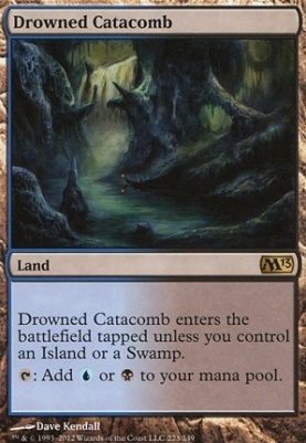 2013 Core Set: Drowned Catacomb