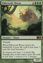 2013 Core Set: Elderscale Wurm