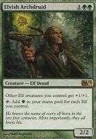 2013 Core Set: Elvish Archdruid