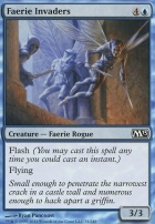 2013 Core Set Foil: Faerie Invaders