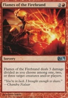 2013 Core Set Foil: Flames of the Firebrand