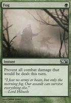 2013 Core Set Foil: Fog