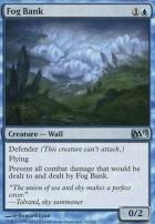 2013 Core Set Foil: Fog Bank