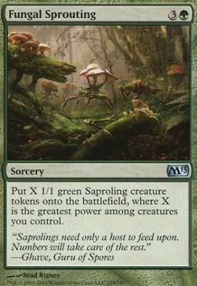 2013 Core Set: Fungal Sprouting