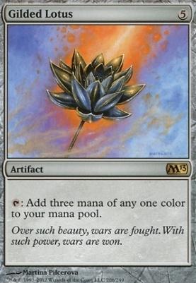2013 Core Set: Gilded Lotus
