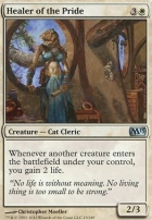 2013 Core Set Foil: Healer of the Pride