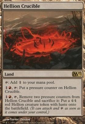 2013 Core Set Foil: Hellion Crucible