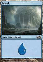 2013 Core Set: Island (236 C)
