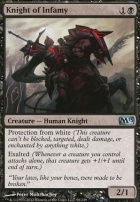 2013 Core Set: Knight of Infamy