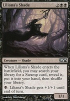 2013 Core Set: Liliana's Shade