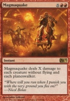 2013 Core Set Foil: Magmaquake