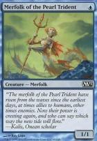 2013 Core Set: Merfolk of the Pearl Trident