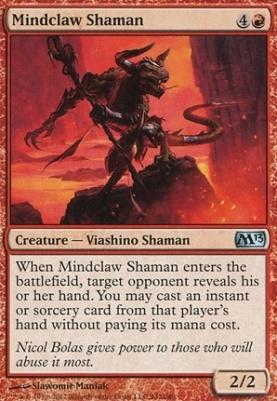 2013 Core Set: Mindclaw Shaman