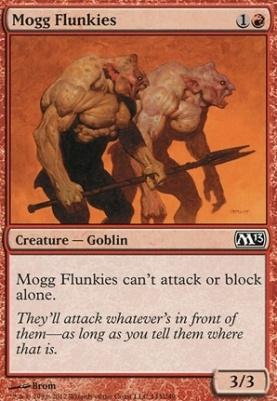 2013 Core Set: Mogg Flunkies