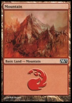 2013 Core Set: Mountain (243 B)