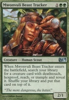 2013 Core Set: Mwonvuli Beast Tracker
