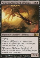 2013 Core Set: Nefarox, Overlord of Grixis