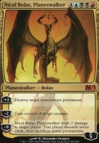 2013 Core Set: Nicol Bolas, Planeswalker
