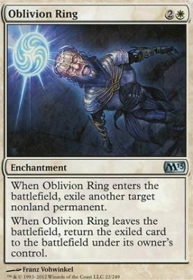 2013 Core Set: Oblivion Ring
