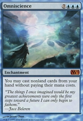2013 Core Set: Omniscience