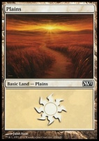 2013 Core Set: Plains (230 A)