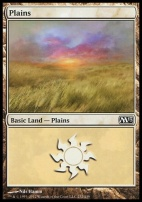2013 Core Set: Plains (232 C)