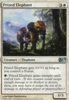 2013 Core Set Foil: Prized Elephant