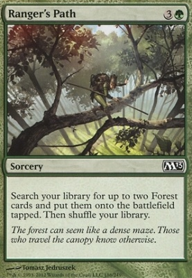 2013 Core Set: Ranger's Path