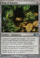 2013 Core Set: Ring of Kalonia