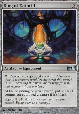 2013 Core Set: Ring of Xathrid
