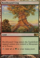 2013 Core Set: Rootbound Crag