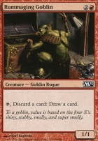 2013 Core Set: Rummaging Goblin