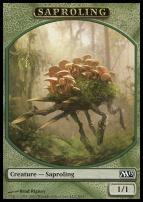 2013 Core Set: Saproling Token