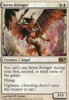 2013 Core Set: Serra Avenger