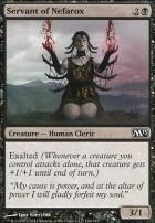 2013 Core Set: Servant of Nefarox
