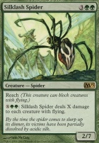 2013 Core Set Foil: Silklash Spider