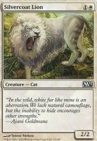 2013 Core Set: Silvercoat Lion