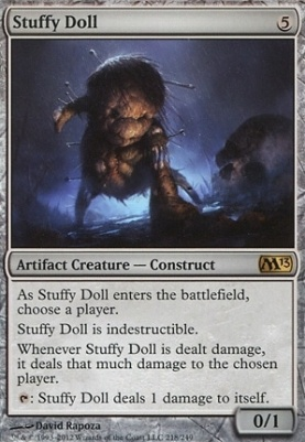 2013 Core Set: Stuffy Doll